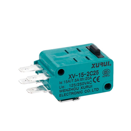 Micro Switches Types XV-15-2C25