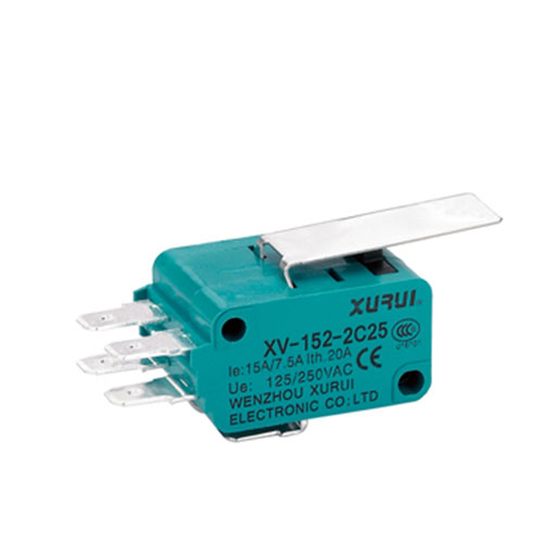 Micro Switches Types XV-152-2C25