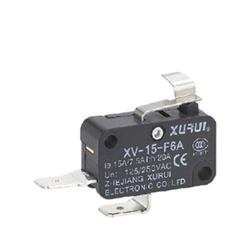 Micro Switches Types XV-15-F6A-2