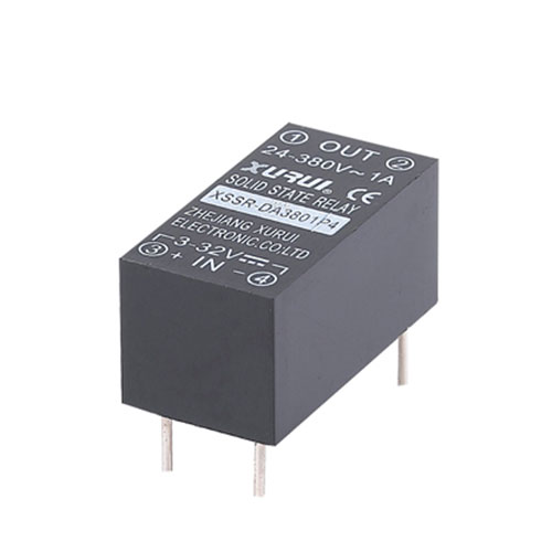 Solid State Relays XSSR-DD1101P4