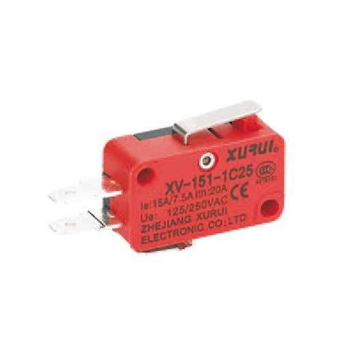 Micro  Switch XV-151-1C25