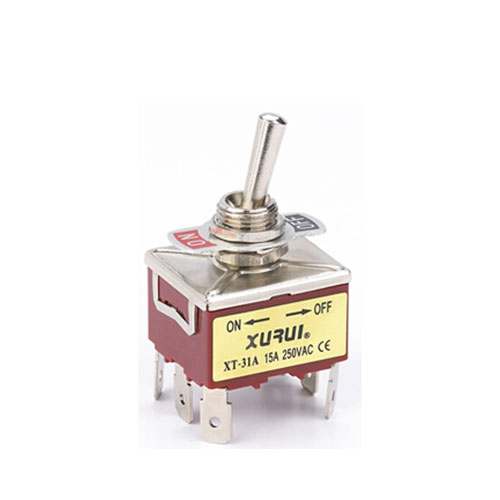DPST Toggle Switch XT-31A