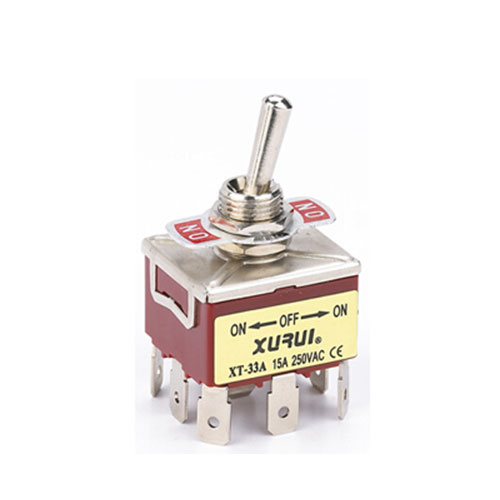 TPDT Toggle Switch XT-32A