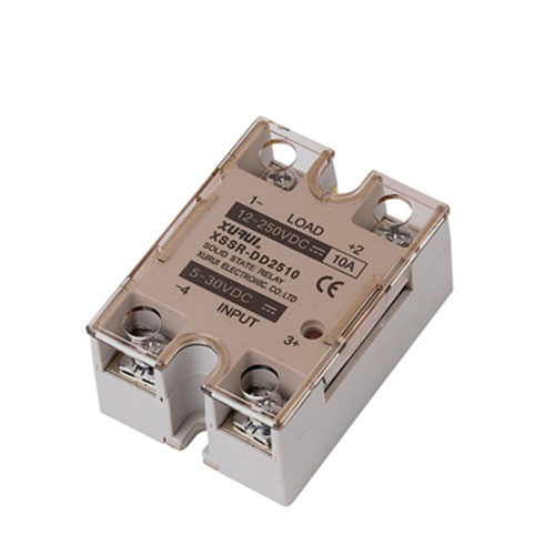 High Performance Solid State Relays XSSR-DD-W1